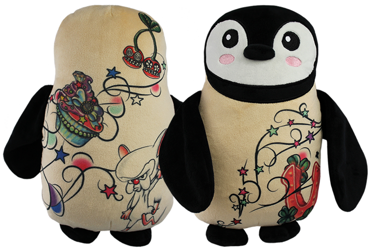 Design your own Tattoo Plushies